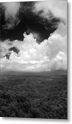El Yunque National Forest Metal Print by Julie VanDore