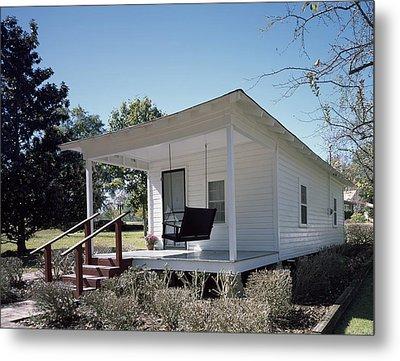 Elvis Presleys Birthplace, Tupelo Metal Print by Everett