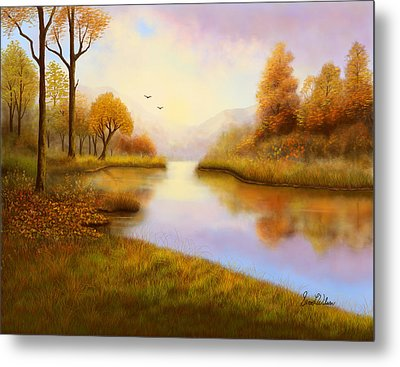 Fall Ambrosia Metal Print