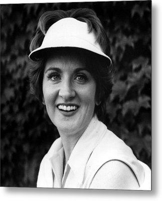 Fannie Flagg, Publicity Photo For Stay Metal Print