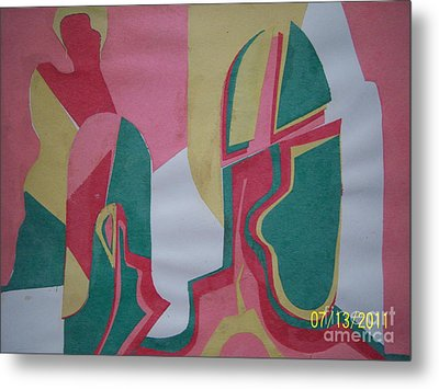 Father Who. Metal Print by E  Nortex