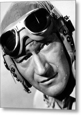 Flying Leathernecks, John Wayne, 1951 Metal Print