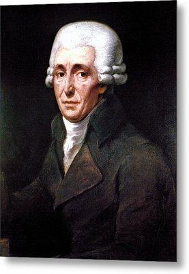 Franz Joseph Haydn Metal Print by Granger