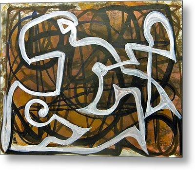 Freedom 019 Metal Print by Omar Sangiovanni