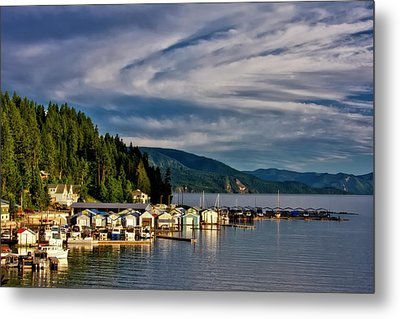 Metal Print featuring the photograph Garfield Bay by Albert Seger