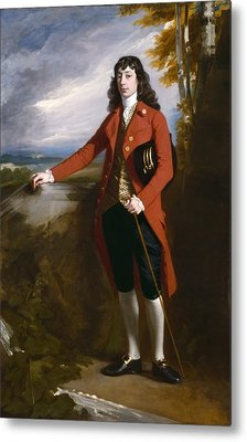 George Boone Roupell Metal Print by John Singleton Copley