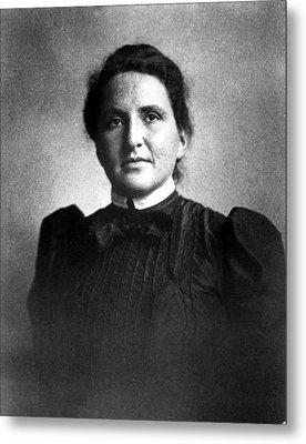 Gertrude Stein When This You See Metal Print
