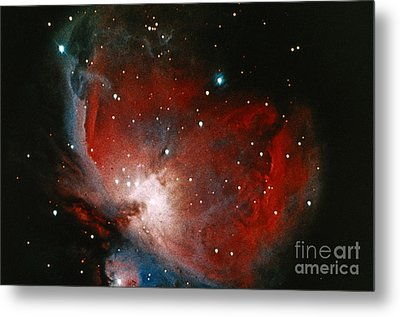 Great Nebula In Orion Metal Print by Science Source