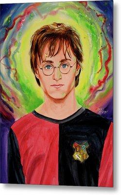 Harry Potter Metal Print by Ken Meyer