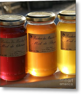 Metal Print featuring the photograph Honey by Lainie Wrightson