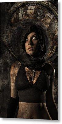 Hypnotized Metal Print by Torgeir Ensrud