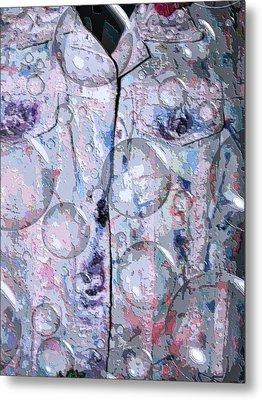 Imagination3 Metal Print by HollyWood Creation By linda zanini