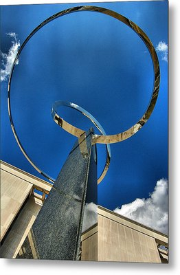 Infinity Take One Metal Print by Steven Ainsworth