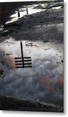 Into The Other World Metal Print by Devon Stewart