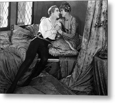 John Barrymore (1882-1942) Metal Print by Granger