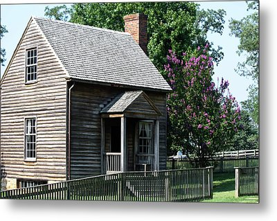 Jones Law Office Appomattox Court House Virginia Metal Print by Teresa Mucha