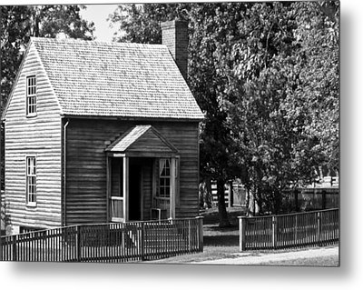 Jones Law Office Appomattox Virginia Metal Print by Teresa Mucha