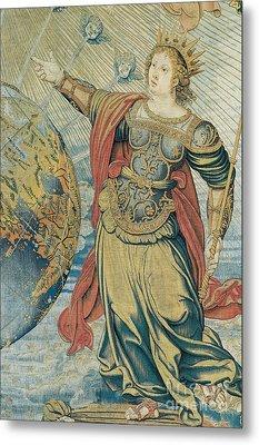 Juno, Roman Goddess Metal Print by Photo Researchers