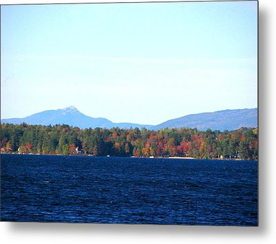 Lake Winnisquam Metal Print