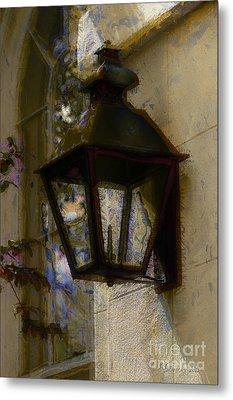 Lantern 11 Metal Print by Donna Bentley