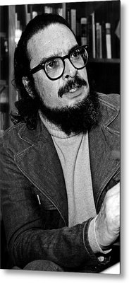 Leon Fleisher, 1975 Metal Print by Everett
