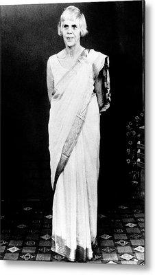Lillian Carter, Mother Of President Metal Print