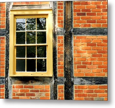 Metal Print featuring the photograph Many Textures by Michelle Joseph-Long