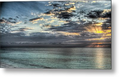 Metal Print featuring the photograph Marine Paradise by Andrea Barbieri