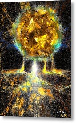 Maximum Liftoff Metal Print by Michael Durst