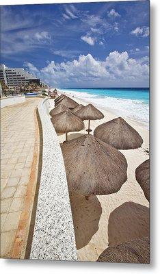Mayan Riviera  Metal Print