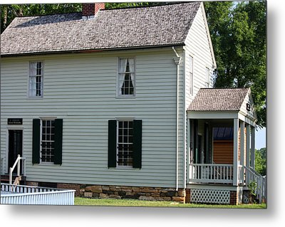 Meeks Store Appomattox Court House Virginia Metal Print by Teresa Mucha