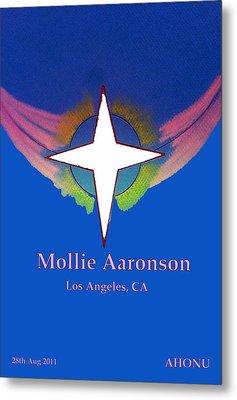 Mollie Aaronson Metal Print