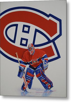 Montreal Metal Print by Cliff Spohn