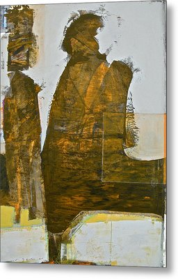 Mummy Shunt Metal Print by Cliff Spohn
