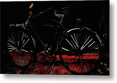 Old Way To Go Metal Print by Jerry Cordeiro