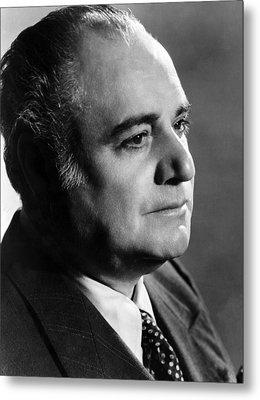 Opera Singer Beniamino Gigli. Ca 1955 Metal Print by Everett