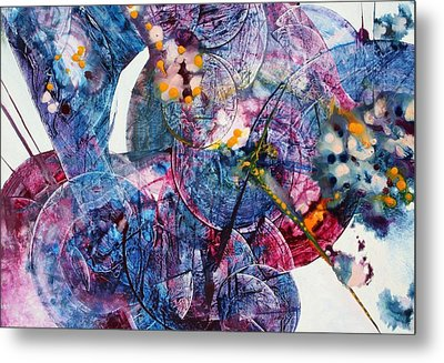 Opus - Two Metal Print by Mudrow S