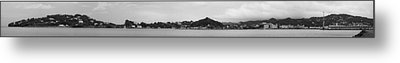 Metal Print featuring the photograph Panoramic 5- St Lucia by Chester Williams