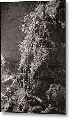 Pedernales Falls Tx Metal Print