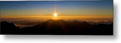 Perfect Sunrise Metal Print