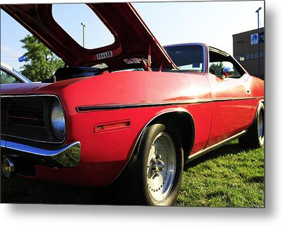 Plymouth Metal Print by Scott Hovind