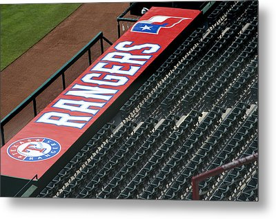 Rangers Metal Print by Malania Hammer