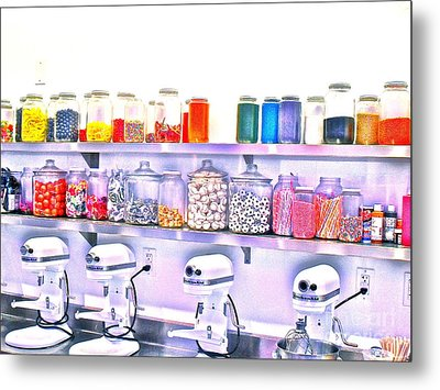 Metal Print featuring the photograph Ready  by Beth Saffer