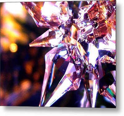 Reflections Metal Print by Elisa Hill