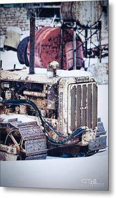 Retired Metal Print by Joshua Gillum