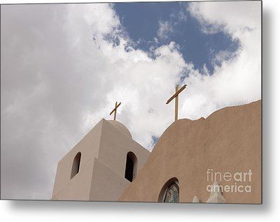 Reverence Metal Print by Denise Workheiser