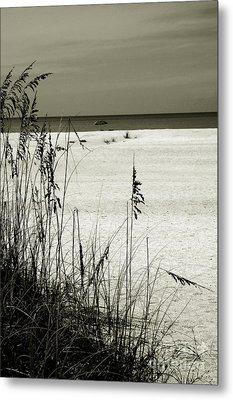 Sanibel Island Florida Metal Print by Susanne Van Hulst