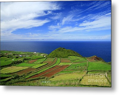 Sao Miguel - Azores Islands Metal Print by Gaspar Avila