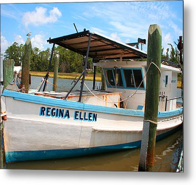 Sea Worthy Metal Print by Barry Jones