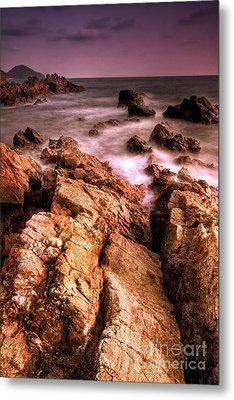 Seascape Metal Print by Buchachon Petthanya